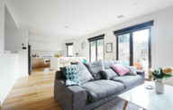The Pros and Cons of Open Plan Living graphic