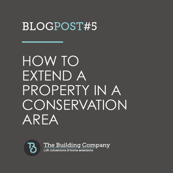 How to extend a property in a conservation area