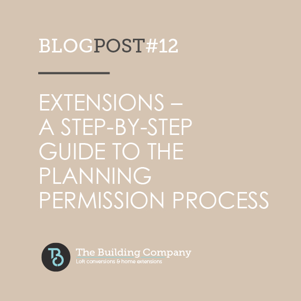 Extensions – a step-by-step guide to the planning permission process