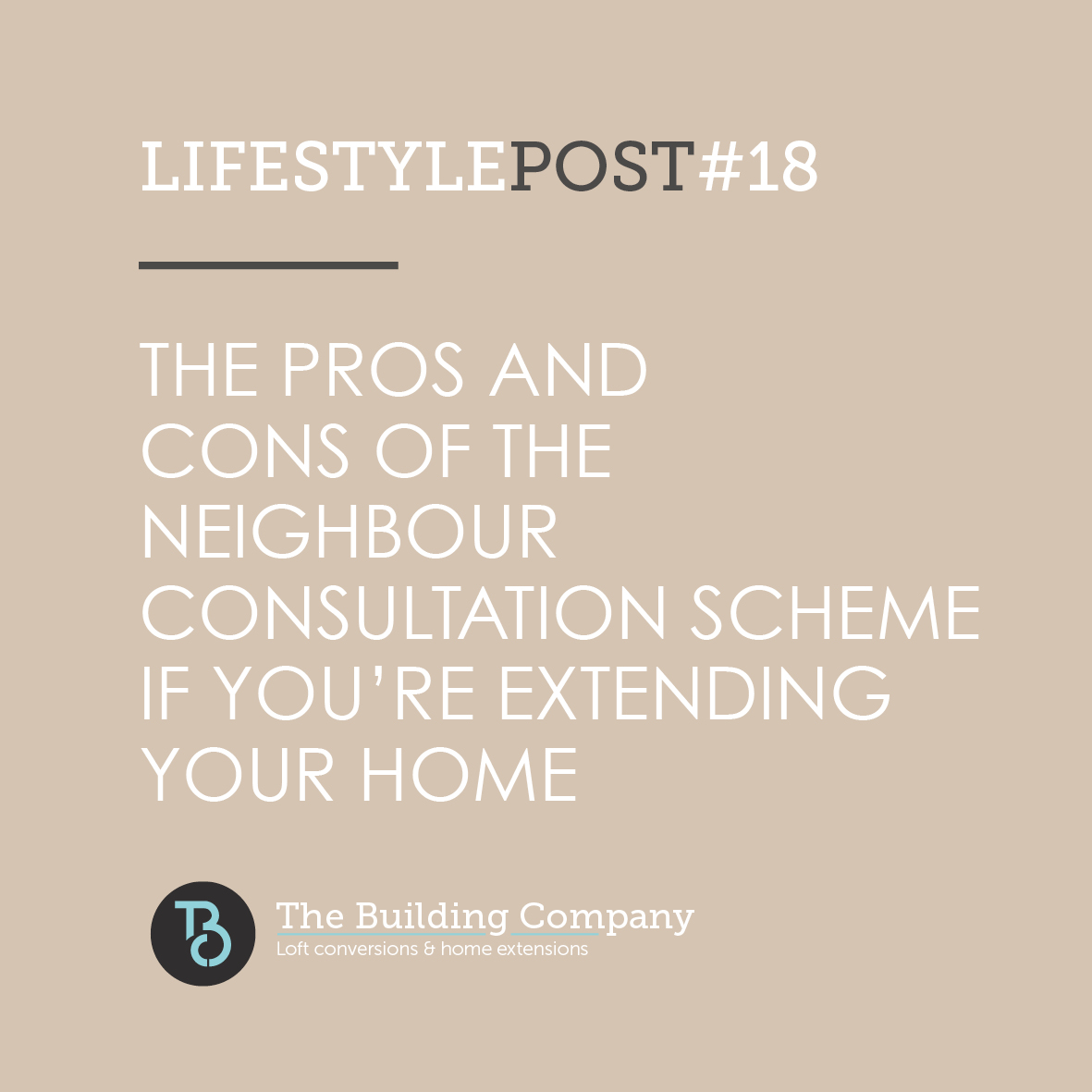 The pros and cons of the Neighbour Consultation Scheme if you're extending your home