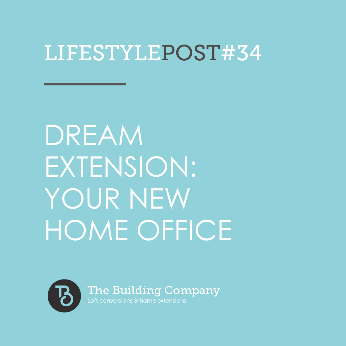 Dream extension: Your new home office in Enfield, Herts and North London