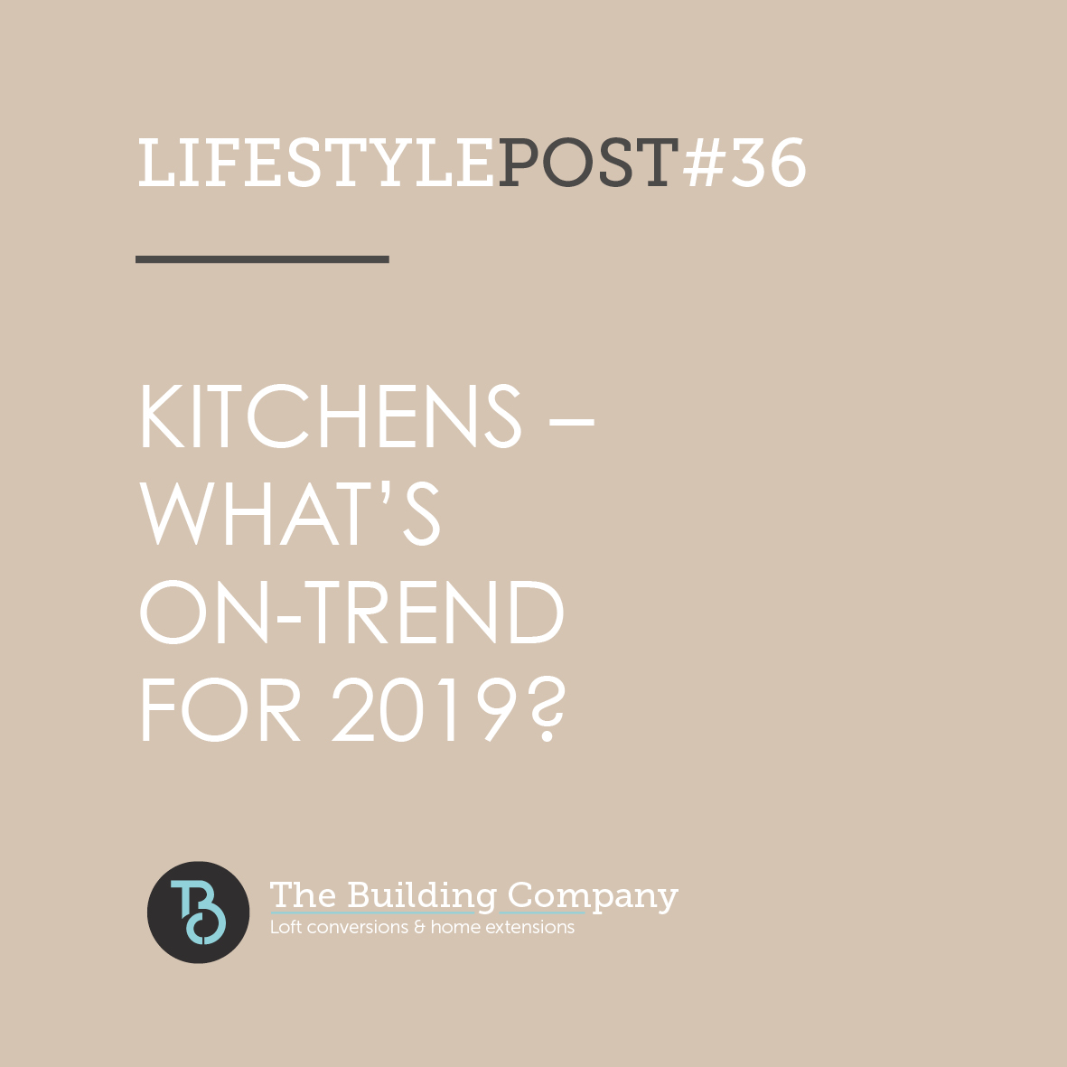 Kitchens - whats on trend in North London, Enfield and East Finchley