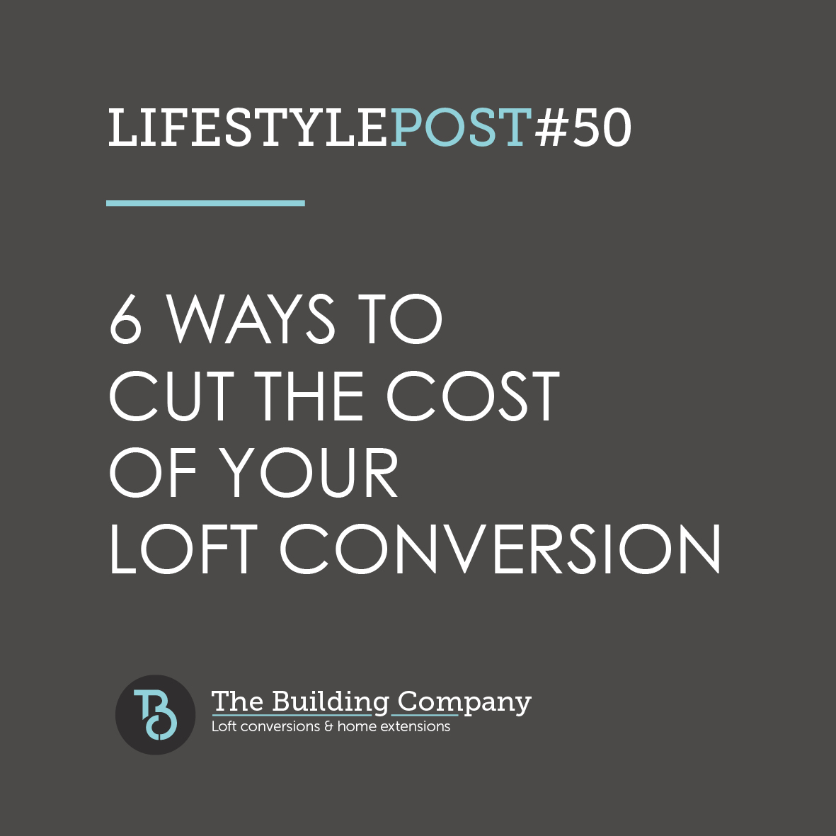 6 ways to cut the cost of your loft conversion in North London
